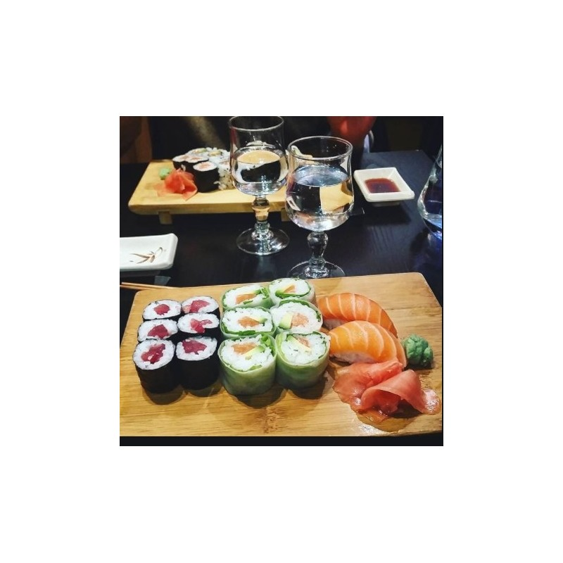 Sushi 17 pièces Foods & Racing - 2