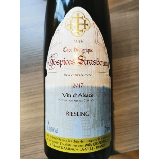 RIESLING 2017 Hospices  - 1