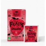INFUSION Fraise Gingembre