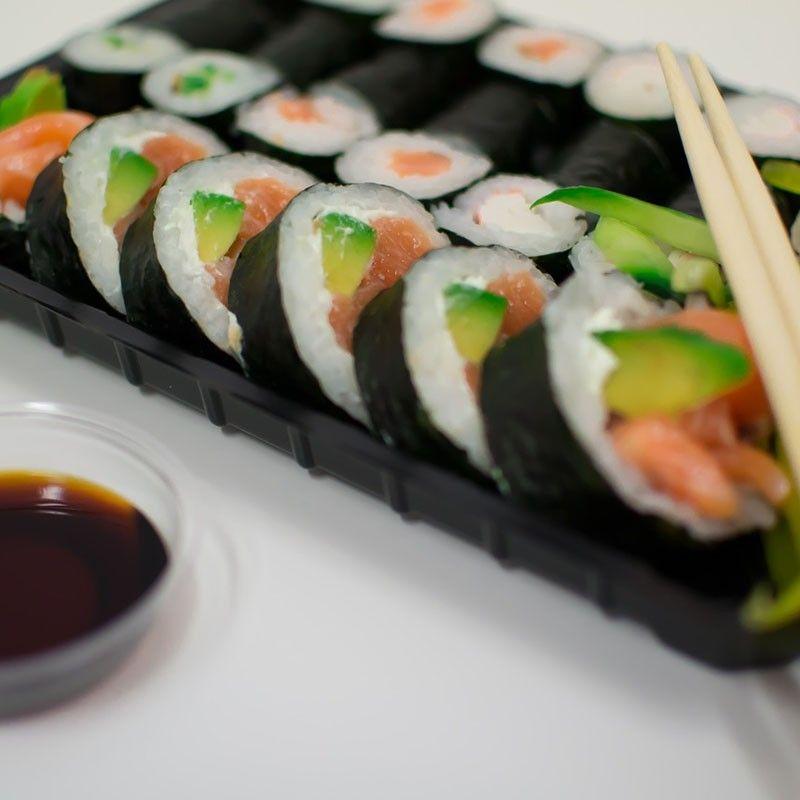 Sushi 17 pièces Foods & Racing - 1